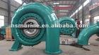 125KW-6300KW Horizontal Water Turbine Generator