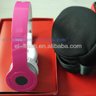 Special cute headphone for iphone/ipod/pad with door to door service(moshinyel)