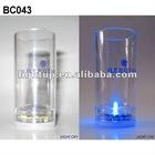 LED Flashing shot cup / Button&Liquid