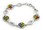 Fshion Stainless steel bracelets B1