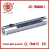Newly solar recharge flash light torch JD-7689