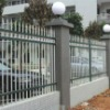 garden fence in artistic design factory