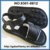 high fashion and high quality leather sandal