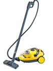 new model big canister steam cleaner-3 in 1