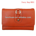 Hot selling latest pu wallet for women