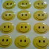 adhesive window rhinestone sticker