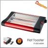 Flat Toaster FT-002 600W GS/CE/ROHS/LFGB