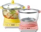 Hot new products for 2012 promotional items digital glass electric cooker