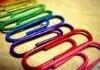 round paper clip