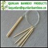[Factory Direct]High quality bamboo circular knitting needle