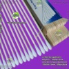 medical applicator (cotton swab, wooden spatulas)