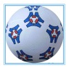 Printed Rubber footballs & Rubber soccer,toy rubber football