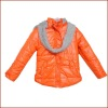Stock: Bright Color Trendy Designer Kids Winter Coats for Little Girls