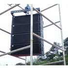 quality line array system musical instrument