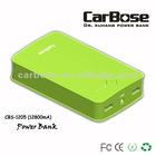 Rechargeable 12800mAh USB backup universal power bank battery charger case for china mobile phone samsung galaxy s2