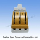 3P 100A MT614 fuse ceramic knife switch double throw