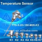 sheathed thermocouple E,J,K,S type