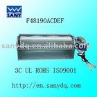 cross flow fan/blower tangential fan for stove- F48190 with motor