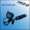 hid flashlight 38w/55w