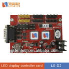 2CPU LED panel controller for led sign,led screen,led moving message boards