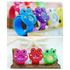 New 3d cartoon animal shape case slap kids cartoon watch
