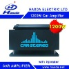 car amplifier with subwoofer