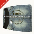 (#TG176S) 2012 wholesale vintage blue elastic waistband maternity jeans