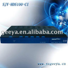 Support PVR function Full HD 1080P DVB S2 satellite receiver
