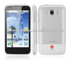 white X3177 MTK6577 HDMI HDTV Android 4.0 4GB ROM 512MB RAM 4.3 Inch GPS WiFi Dual Sim 3G Smart Phone