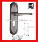 Zamak handle lock
