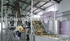 orange juice processing plant