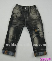 2012 New Denim Kids Jeans,casual style