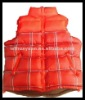 women padded winter vest,plus size vest