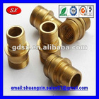 customed steel / stainless steel / copper pipe,pipe fitting for water tube connect