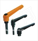 Zinc alloy adjustable handles for Cabinet Furniture