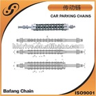 Car parking chain