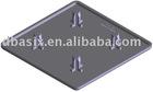 industrial aluminium profile accessories End Cap EC8 80 x 80