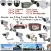 CCTV Products Airfreight Door To Door From Ningbo To Iraq By Retek Logistics