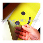 One way vision film(Perforated Vinyl Film,window vinyl film)