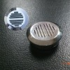Artistic silver cigar humidifier