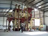Complete Pellet mill set for making animal feed