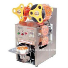 manual automatic mini capper sealing machine