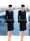 Airline Coat Uniform,Airlines Uniform