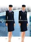 Airline Coat Uniform,Airlines Uniform