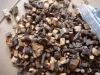 Cinnamon branch pieces