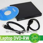 Slim USB 2.0 External DVD RW Drive IDE DVD RW Drive