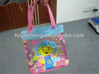 cheap pvc gift hand bag
