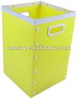 Hot selling folding plastic box