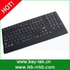 IP68 Medical ruggedized keyboard with touchpad, numeric keypad and function keys