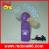 Light up message fan with the design of customer